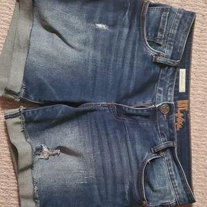 Kut from the kloth boyfriend shorts 6